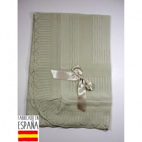 PBI-8182 fabricantes de ropa de bebé mantitas Chal trencitas