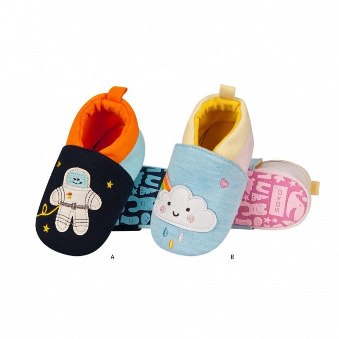 Zapatillas bebé con aplicación - Soxo - SXV-69817 calazado