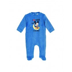 Pijama tipo pelele MICKEY Bebe niño