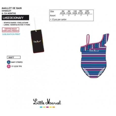 TMBB-LMSE0030NAVY Comprar ropa al por mayor Bañador little