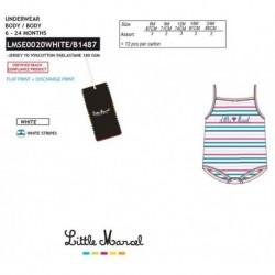 Body little marcel - Little Marcel - NFV-LMSE0020WHITE