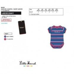 Body little marcel - Little Marcel - NFV-LMSE0033NAVY