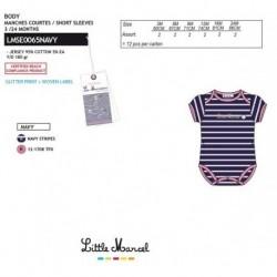 Body little marcel - Little Marcel - NFV-LMSE0065NAVY