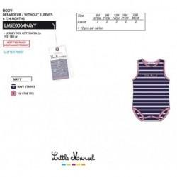 Body little marcel - Little Marcel - NFV-LMSE0064NAVY