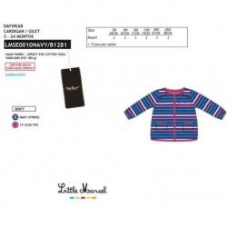NFV-LMSE0010NAVY proveedor ropa de bebeChaqueta little marcel