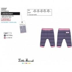 NFV-LMSE0063NAVY proveedor ropa de bebe Pantalones little