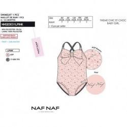 Bañador naf naf - Naf Naf - NFV-NNSE0031LPINK