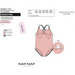 Bañador naf naf - Naf Naf - NFV-NNSE0031PINK