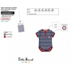 Body little marcel - Little Marcel - NFV-LMSE0048NAVY