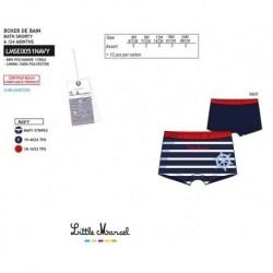 Boxer baño little marcel - Little Marcel - NFV-LMSE0051NAVY