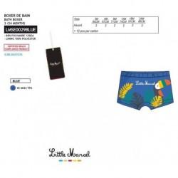 Boxer baño little marcel - Little Marcel - NFV-LMSE0029BLUE