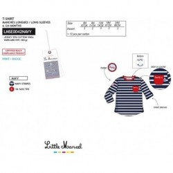 Camiseta little marcel
