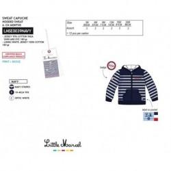 Chaqueta chandal little marcel - Little Marcel - NFV-LMSE0039NAVY