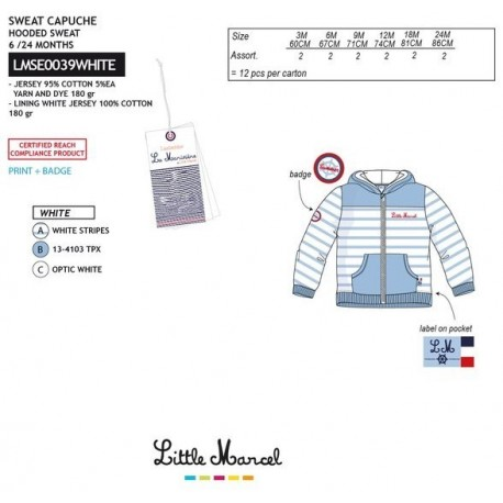 NFV-LMSE0039WHITE Comprar ropa al por mayor Chaqueta chandal