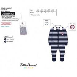 Conjunto little marcel - Little Marcel - NFV-LMSE0037NAVY
