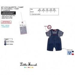 NFV-LMSE0040NAVY Comprar ropa al por mayor Conjunto little