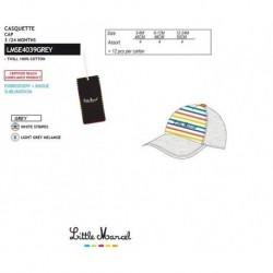 Gorra little marcel - Little Marcel - NFV-LMSE4039GREY
