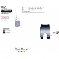 Pantalones little marcel - Little Marcel - NFV-LMSE0043NAVY