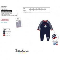 Pelele little marcel - Little Marcel - NFV-LMSE0045NAVY