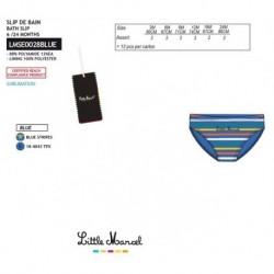 Slip baño little marcel - Little Marcel - NFV-LMSE0028BLUE