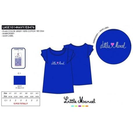 Camiseta tirantes little marcel - Little Marcel - NFV-LMSE1014NAVY