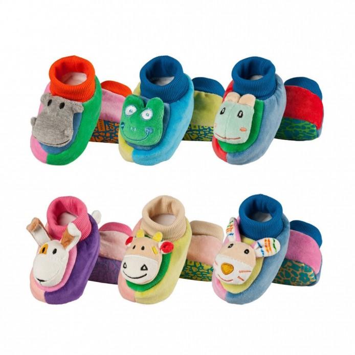 Zapatillas bebé tundosadas con animales - Soxo - SXV-67155