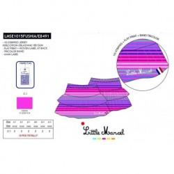 Falda little marcel - Little Marcel - NFV-LMSE1015FUSHIA