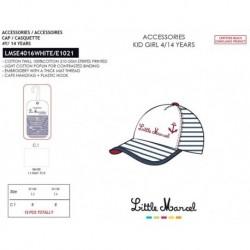 Gorra little marcel - Little Marcel - NFV-LMSE4016WHITE