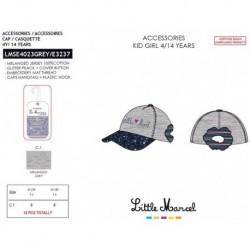 Gorra little marcel - Little Marcel - NFV-LMSE4023GREY
