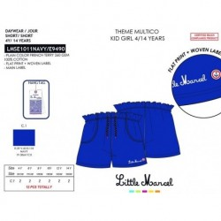 Pantalones cortos little marcel - Little Marcel - NFV-LMSE1011NAVY