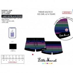 Pantalones cortos little marcel - Little Marcel - NFV-LMSE1007BLACK