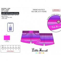 Pantalones cortos little marcel - Little Marcel - NFV-LMSE1007FUSHIA