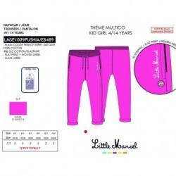 Pantalones little marcel - Little Marcel - NFV-LMSE1009FUSHIA