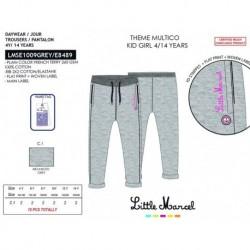 Pantalones little marcel - Little Marcel - NFV-LMSE1009GREY
