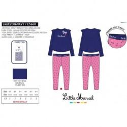 NFV-LMSE2006NAVY fabricantes de ropa infantil en españa Pijama