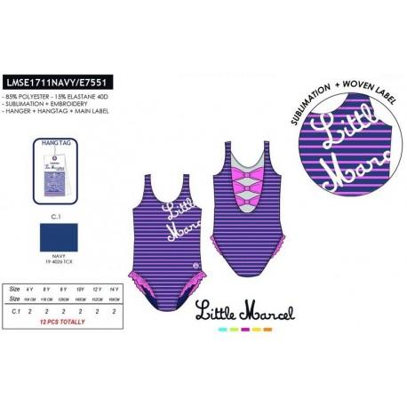 NFV-LMSE1711NAVY ropa de baños al por mayor de licencias