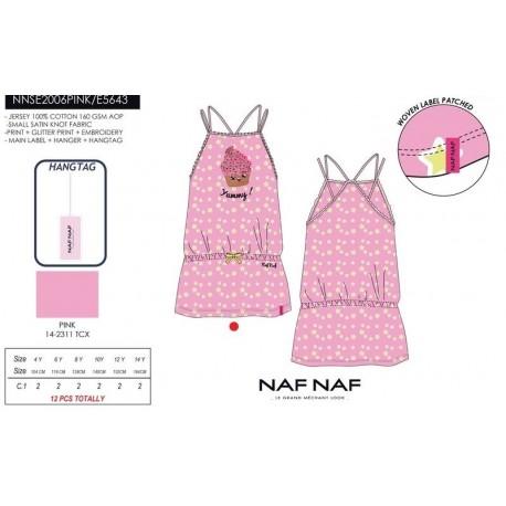 Camison naf naf - Naf Naf - NFV-NNSE2006PINK