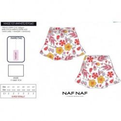 Falda naf naf - Naf Naf - NFV-NNSE1014WHITE
