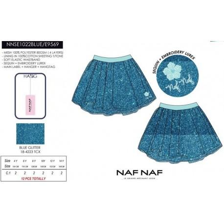 Falda naf naf - Naf Naf - NFV-NNSE1022BLUE