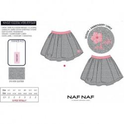 Falda naf naf - Naf Naf - NFV-NNSE1022SILVER