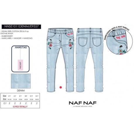 NFV-NNSE1011DENIM mayoristas ropa infantil en españa Jeans naf