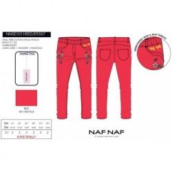 Jeans naf naf - Naf Naf - NFV-NNSE1011RED
