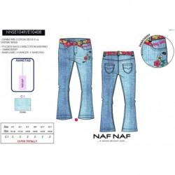 NFV-NNSE1049 mayoristas ropa infantil en españa Jeans naf naf