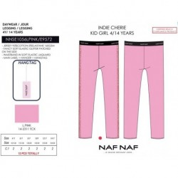 Legging naf naf - Naf Naf - NFV-NNSE1056LPINK