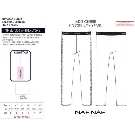 Legging naf naf - Naf Naf - NFV-NNSE1056WHITE