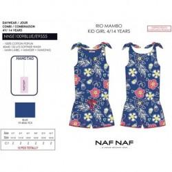 Mono naf naf - Naf Naf - NFV-NNSE1009BLUE