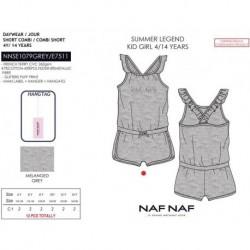 Mono naf naf - Naf Naf - NFV-NNSE1079GREY