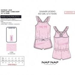 Mono naf naf - Naf Naf - NFV-NNSE1079LPINK
