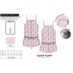 Mono naf naf - Naf Naf - NFV-NNSE1081LPINK
