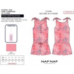 Mono naf naf - Naf Naf - NFV-NNSE1084PINK